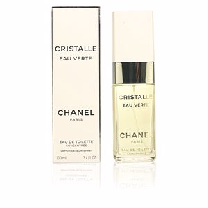 Chanel CRISTALLE EAU VERTE eau de toilette concentrée spray 100 ml