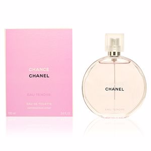 Chanel CHANCE EAU TENDRE eau de toilette spray 100 ml