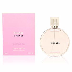 Chanel CHANCE EAU TENDRE eau de toilette spray 50 ml