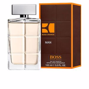 Hugo Boss-boss BOSS ORANGE MAN eau de toilette spray 100 ml