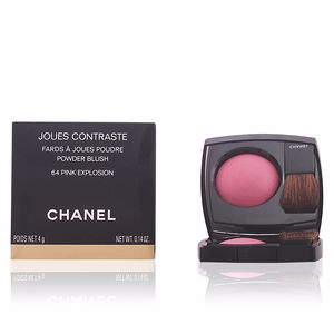 Chanel JOUES CONTRASTE #64-pink explosion