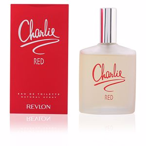 Revlon CHARLIE RED eau de toilette spray 100 ml