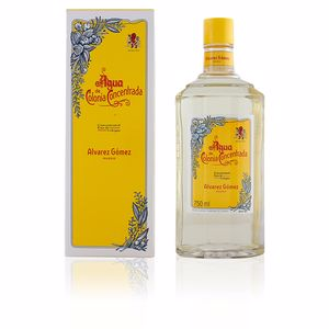 Alvarez Gomez AGUA DE cologne concentrated concentrated eau de cologne 750 ml