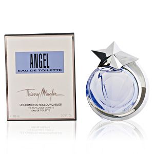 Thierry Mugler ANGEL eau de toilette the refillable comets 80 ml