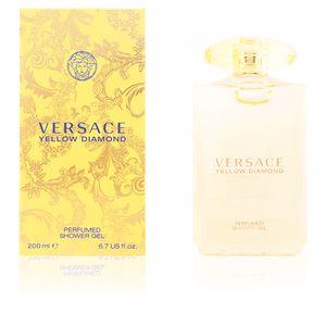 Versace YELLOW DIAMOND bath & shower gel 200 ml