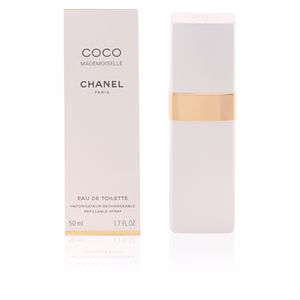 Chanel COCO MADEMOISELLE eau de toilette refillable spray 50 ml