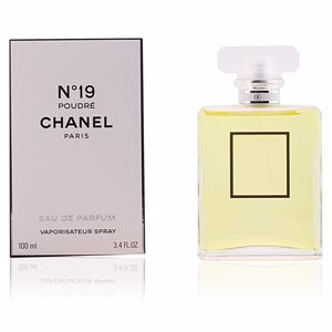 Chanel Nº 19 POUDRÉ eau de perfume spray 100 ml