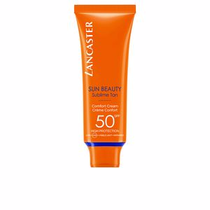 Lancaster SUN BEAUTY comfort touch cream gentle tan SPF50 50 ml