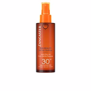 Lancaster SUN BEAUTY satin sheen oil fast tan optimizer SPF30 150 ml
