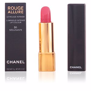 Chanel ROUGE ALLURE le rouge intense #91-séduisante