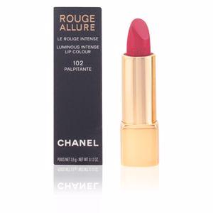 Chanel ROUGE ALLURE le rouge intense #102-palpitante