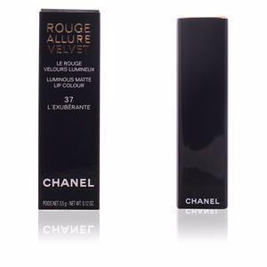 Chanel ROUGE ALLURE VELVET #37-l'exubérante