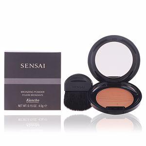 Kanebo SENSAI bronzing powder #BP02