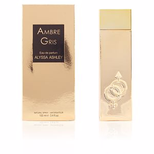 Alyssa Ashley AMBRE GRIS eau de perfume spray 100 ml