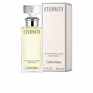 Calvin Klein ETERNITY eau de perfume spray 50 ml