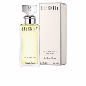 Calvin Klein ETERNITY eau de perfume spray 100 ml