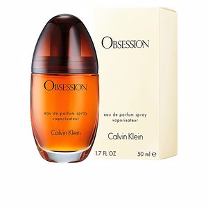 OBSESSION eau de perfume spray 50 ml