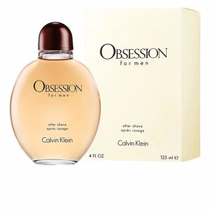 Calvin Klein OBSESSION FOR MEN after-shave  125 ml