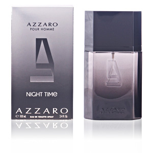 AZZARO POUR HOMME NIGHT TIME eau de toilette spray 100ml