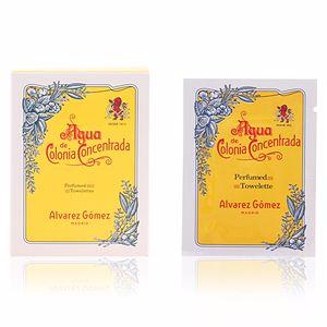 Alvarez Gomez AGUA DE cologne concentrated toallitas perfumadas 10 uds
