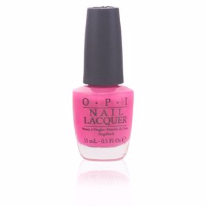 Opi NAIL LACQUER #NLE44-pink flamenco