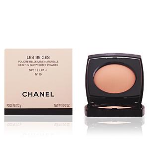 Chanel LES BEIGES poudre #10