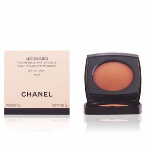 Chanel LES BEIGES poudre #40