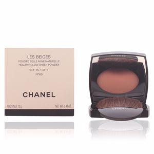 Chanel LES BEIGES poudre #60