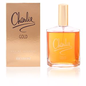 CHARLIE GOLD eau de toilette spray 100 ml