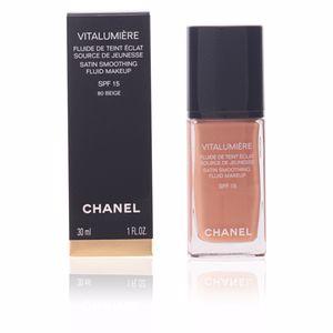 Chanel VITALUMIÈRE fluide de teint éclat #80-beige