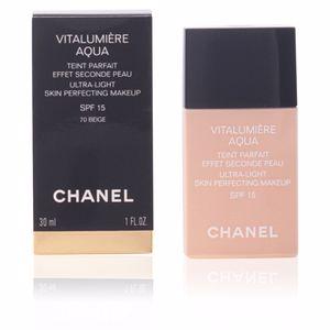 Chanel VITALUMIÈRE AQUA teint parfait #70-beige