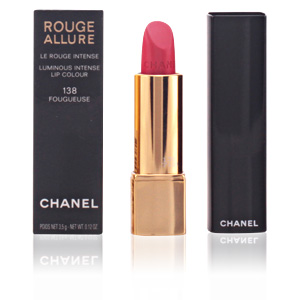 Chanel ROUGE ALLURE le rouge intense #138-fougueuse
