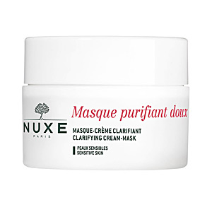 Nuxe PÉTALES DE ROSE masque purifiant doux 50 ml