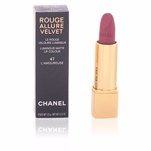Chanel ROUGE ALLURE VELVET #47-l'amoureuse