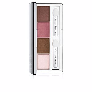 Clinique ALL ABOUT SHADOW quad #06-pink chocolate