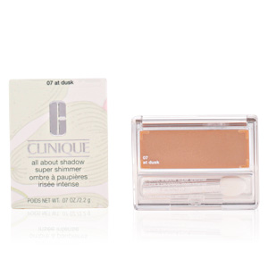 Clinique ALL ABOUT SHADOW super shimmer #07-at dusk