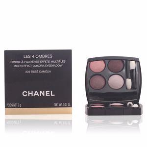 Chanel LES 4 OMBRES #202-tissé camélia