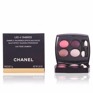 Chanel LES 4 OMBRES #228-tissé cambon