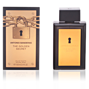 Antonio Banderas THE GOLDEN SECRET eau de toilette spray 100 ml