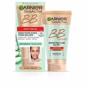 Garnier SKIN NATURALS BB CREAM anti-edad #medium