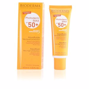 Bioderma PHOTODERM MAX SPF50+ aquafluide peaux sensibles 40 ml