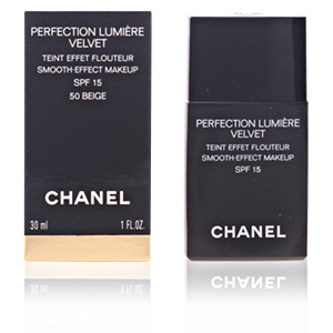 Chanel PERFECTION LUMIERE VELVET #50-beige
