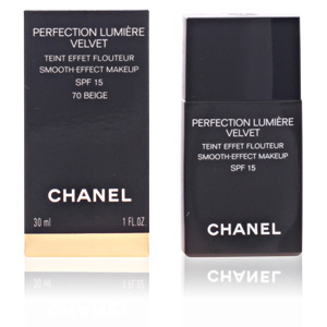 Chanel PERFECTION LUMIERE VELVET #70-beige