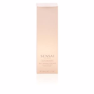 Kanebo SENSAI SILKY BRONZE self tanning for face 50 ml