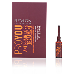 Revlon PROYOU ANTI-HAIR LOSS treatment 12 x 6 ml