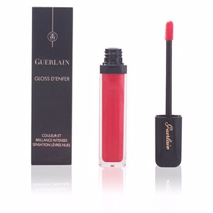 Guerlain GLOSS D'ENFER #421-red pow