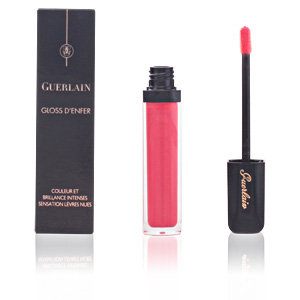 Guerlain GLOSS D'ENFER #468-candy strip