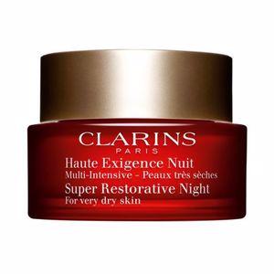 Clarins MULTI-INTENSIVE nuit crème haute exigence peaux sèches 50 ml