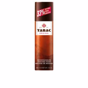 TABAC ORIGINAL shaving foam 200 ml