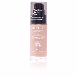 Revlon Make Up COLORSTAY foundation combination/oily skin #240-medium beige